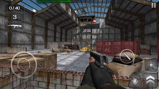 games offline perang Trigger Fist FPS