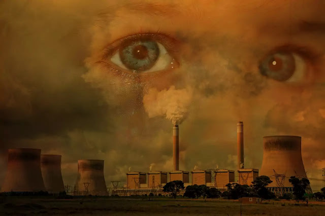 Environmental pollution : reason & solution