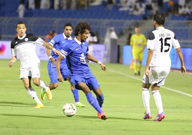 مشاهدة مباراة الهلال السعودي والشباب