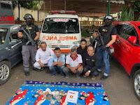 Curiga Framing Politik, Gerinda Usut Ambulans Pembawa Batu di Aksi 22 Mei 2019