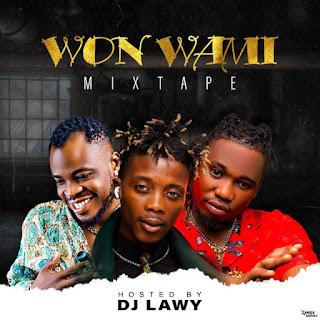 [DJ MIX] Dj Lawy - Won Wami Mixtape