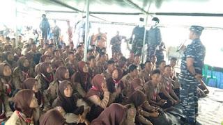 KRI Teluk Cirebon Berlayar Bersama Berbagai Lapisan Masyarakat