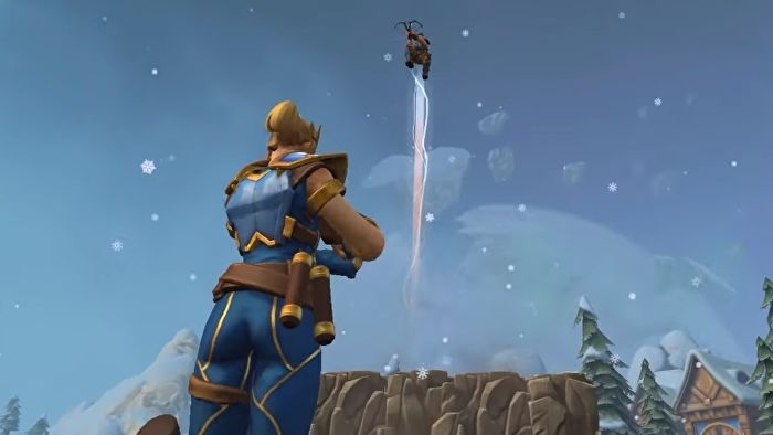 Realm Royale Mage guide: Mage Abilities