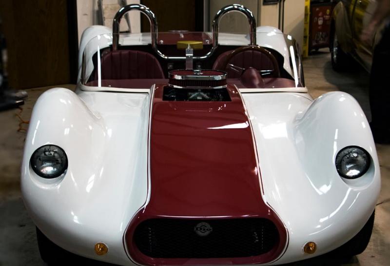 Maserati Birdcage Kit Car
