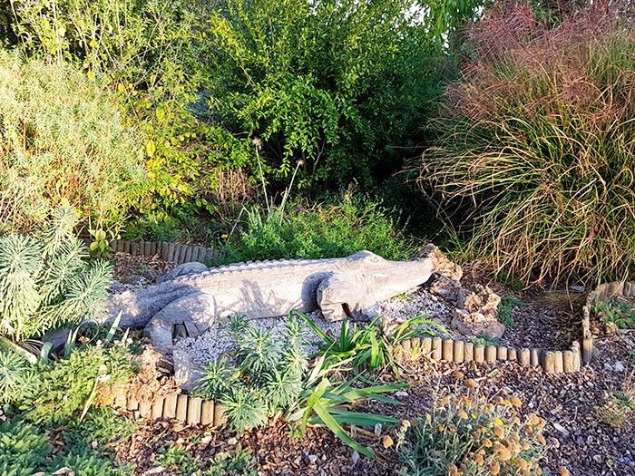 Jardins de la Fontaine Nîmes et Look Automne 08