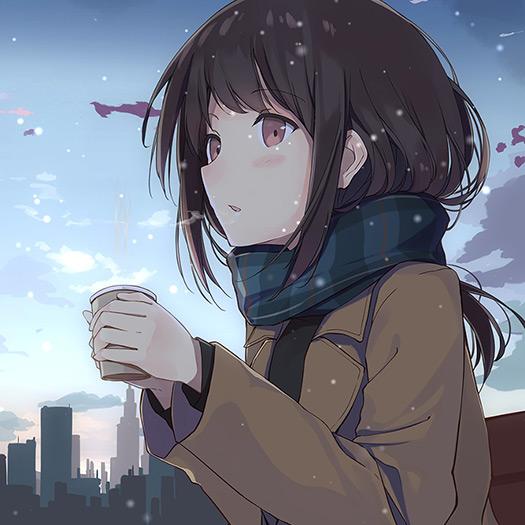 Winter Anime 2019 Wallpaper Engine