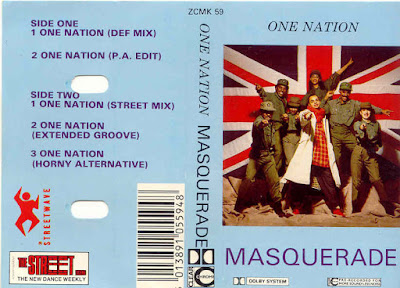Masquerade – One Nation (1985) (Cassette Single) (320 kbps)