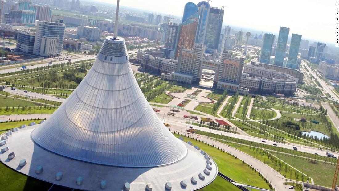 Astana hingga Istanbul: Kisah Sejumlah Kota di Dunia yang Ganti Nama