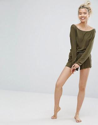 Pijamas Cortos Mujer 2017