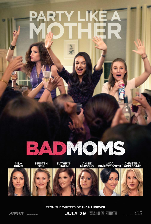 Nonton Film Bad Moms (2016)