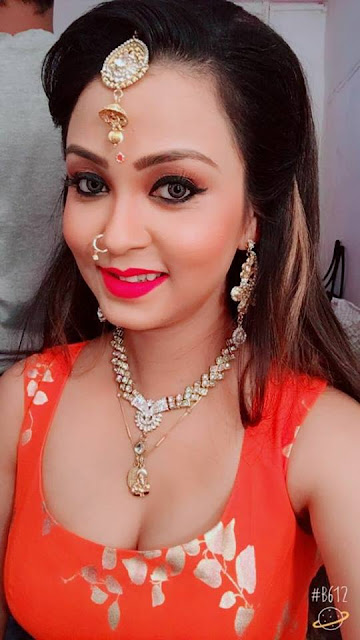 Bhojpuri Actress Mohini Ghosh