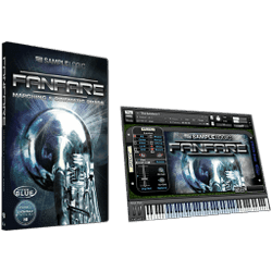 Sample Logic - FANFARE KONTAKT Library