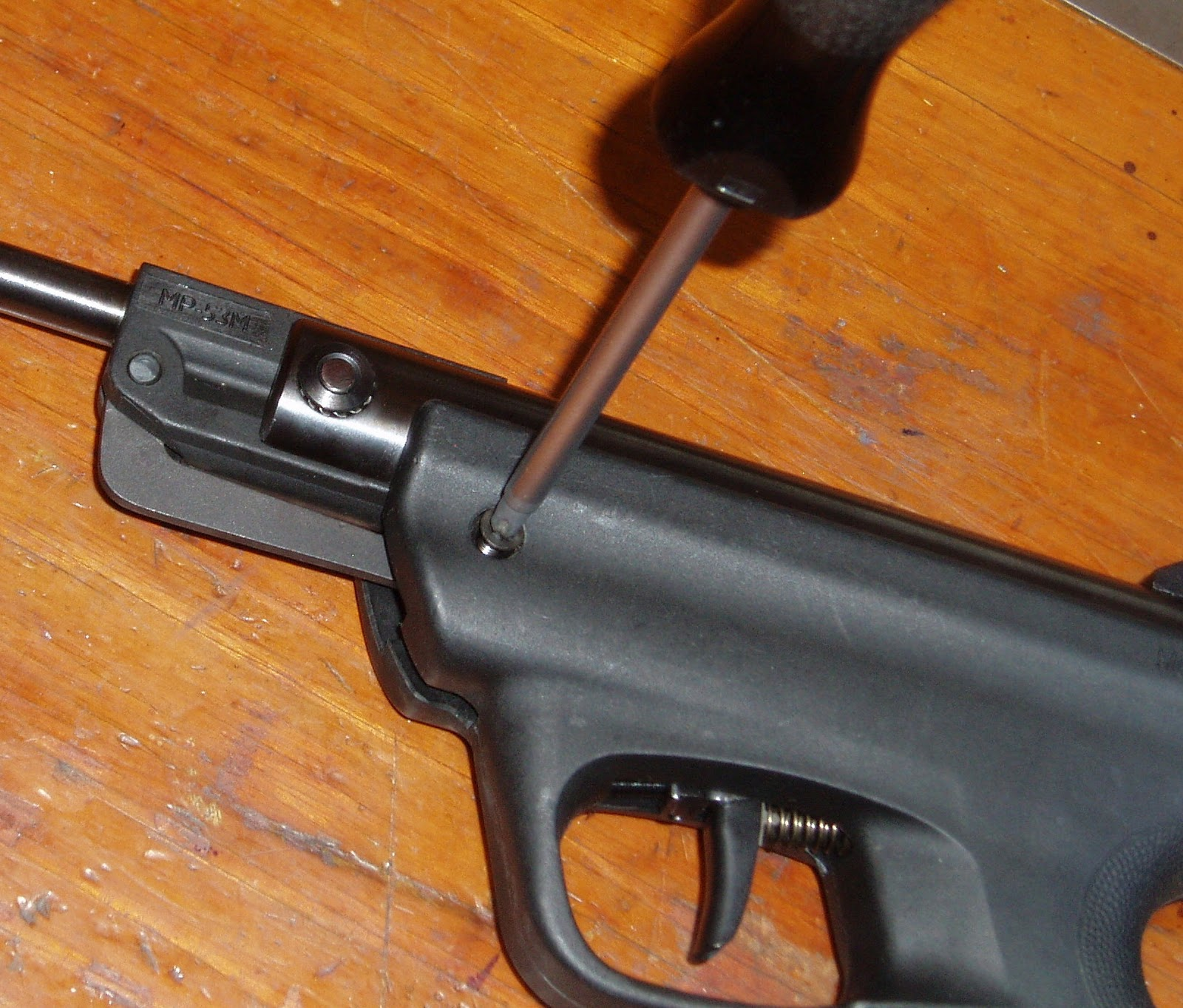 Another Airgun Blog: Overhauling the IZH 53M Part 1