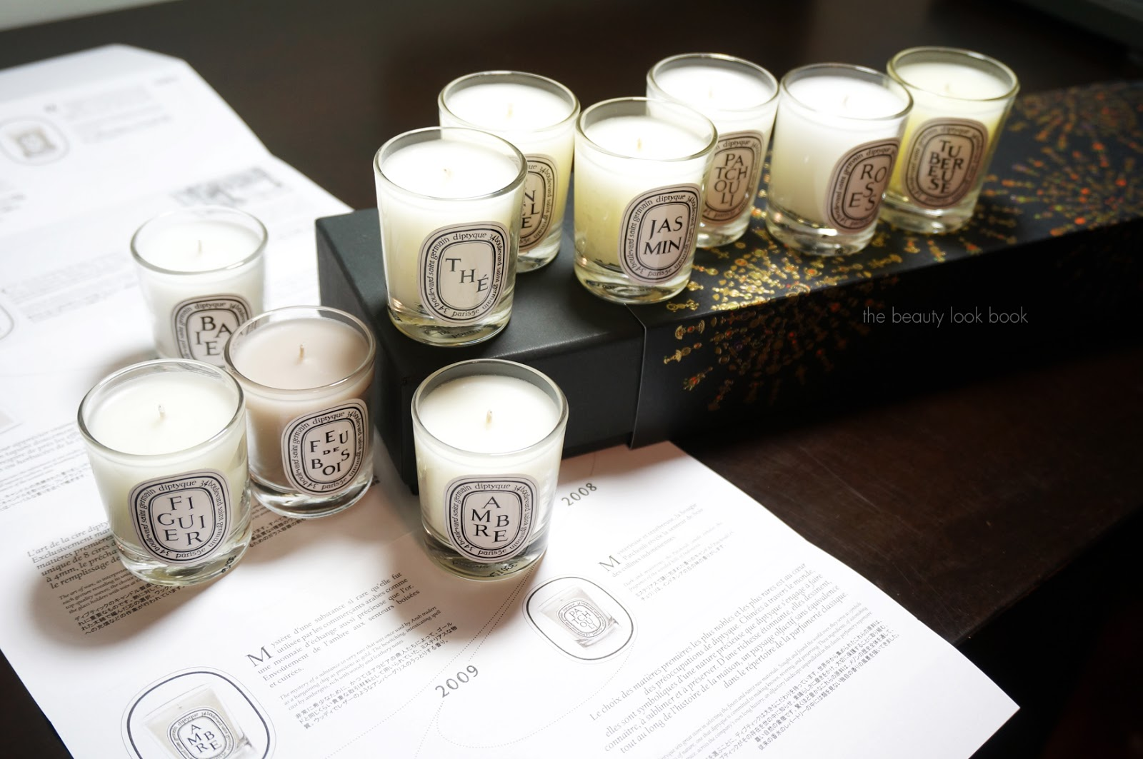 Diptyque Candle Set x20   Nordstrom Exclusive   The Beauty Look Book