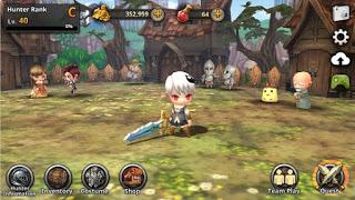 Demong Hunter 3 Mod Apk v1.1.1 (God Mod) Terbaru
