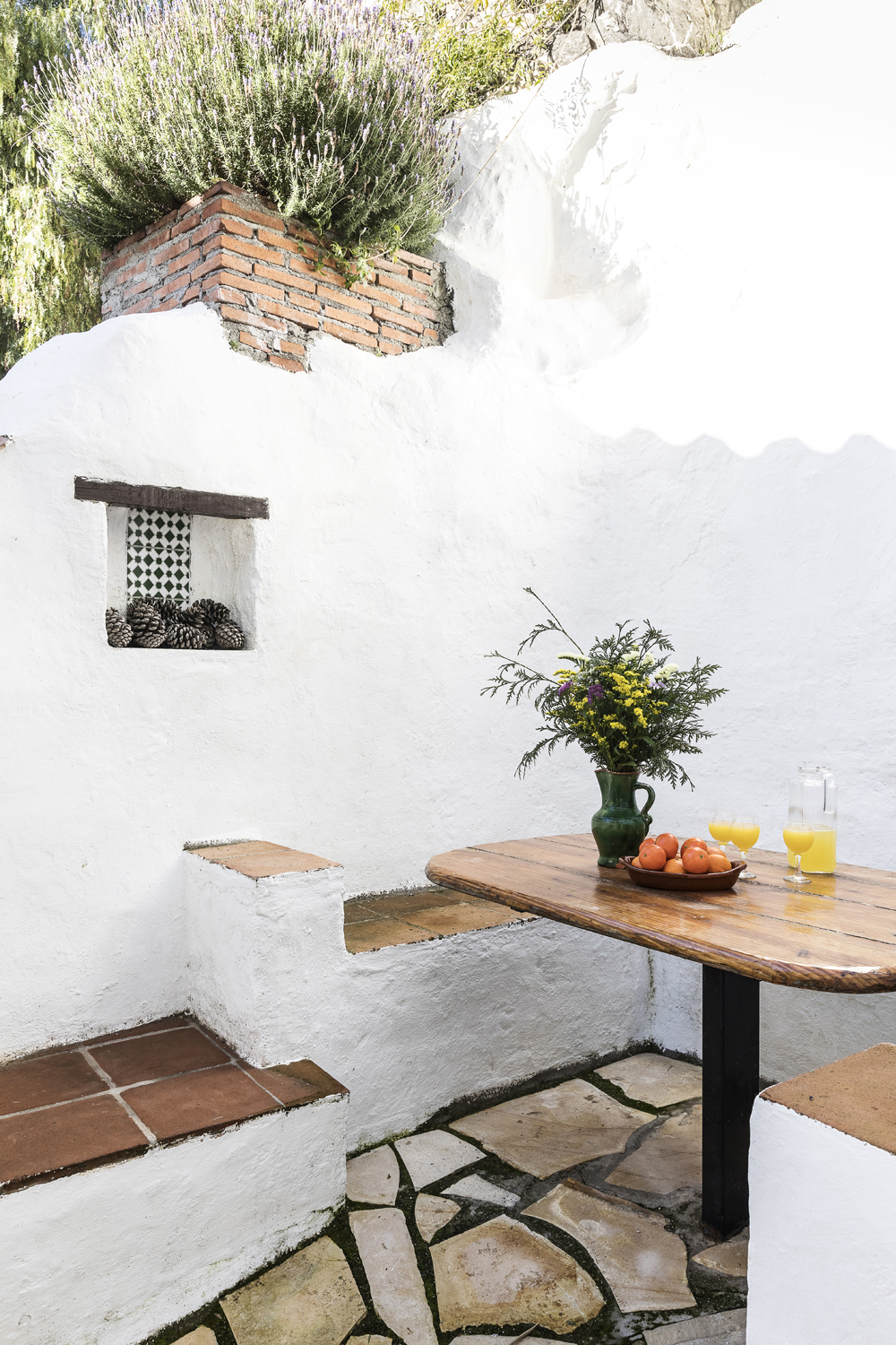 Canillas de Aceituno, Spain, holiday, rent, apartment, townhouse, rental, vacationhome, home, interior, spanish, style, interiorphotography, interior design, photographer, Frida Steiner, Visualaddict, visualaddictfrida, outdoors, patio