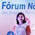 Secretária de Educação de Baixa Grande do Ribeiro participa do Fórum Nacional dos Dirigentes Municipais de Educação