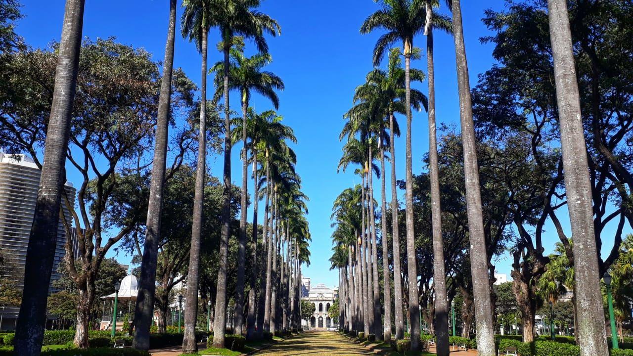 Circuito Praça da Liberdade em Belo Horizonte