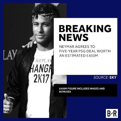 Tìm hiểu bản hợp đồng thế kỷ của Neymar