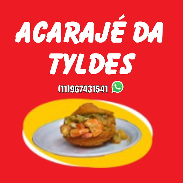 ACARAJÉ DA TYLDES SP