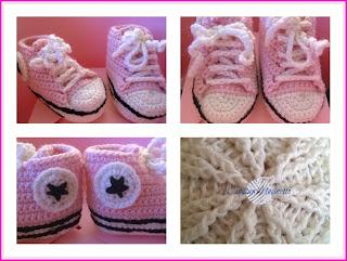 scarpine neonata sneakers
