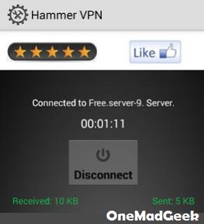 Trick to Get Free Airtel 2G/3G/4G Internet with HammerVPN