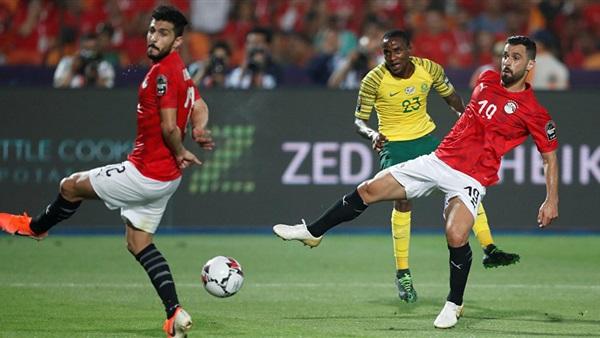 مشاهدة مباراة مصر وجنوب افريقيا بث مباشر اليوم 11-10-2019 في مباراة ودية