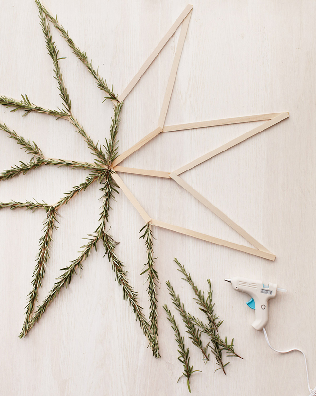 6 DIY para tu decoración de Navidad nórdica