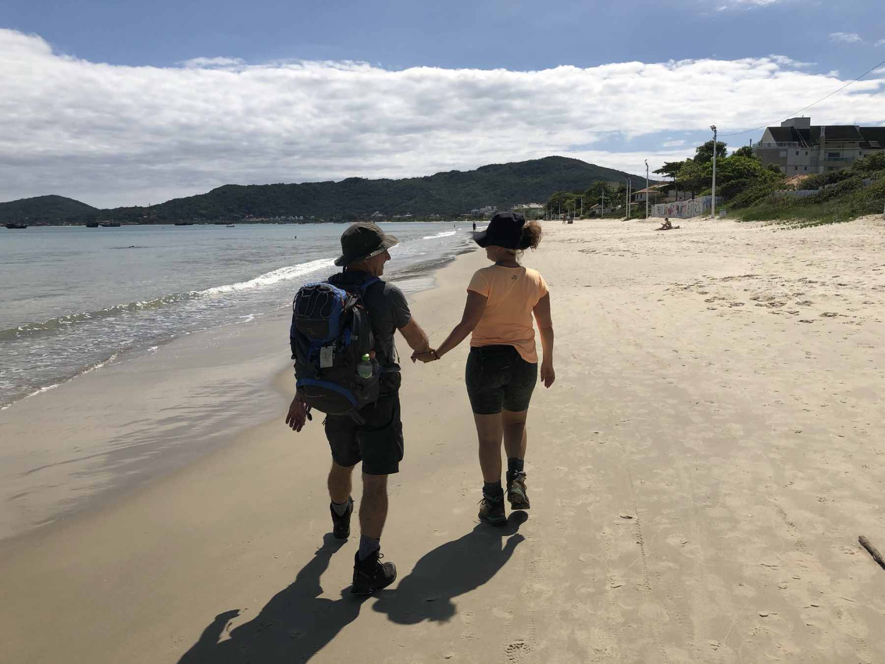 Praia Canasvieiras-Florianópolis