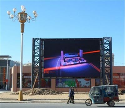 Đơn vị cung cấp màn hình led p3 outdoor tại quận 6
