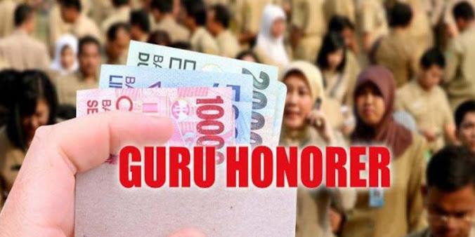 gaji guru honor muarojambi naik