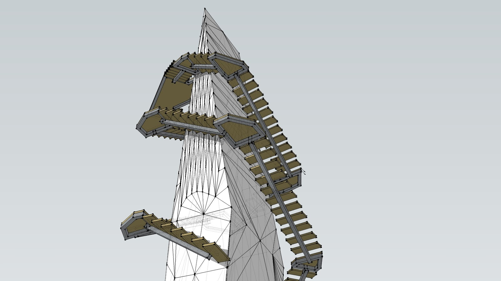 trying to be an architect: sketchup and rhino