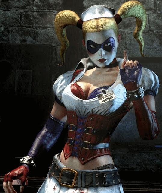 E se os Super-Heróis e Vilões Famosos fossem Mulheres? (Imagem: Reprodução/Internet)