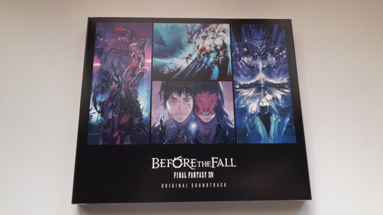Original Soundtrack | Before the Fall: Final Fantasy XIV [Blu–Ray
