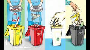 Handling of biomedical waste is increasingly associated with the risk of laboratory-acquired infections