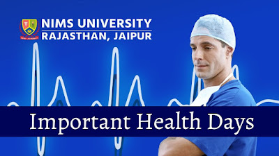List of Important Health Days