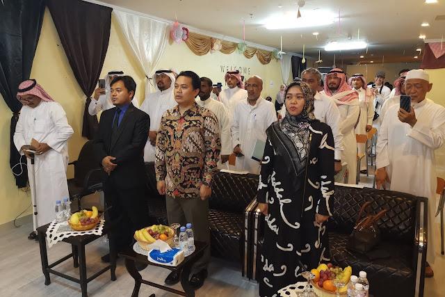 Minat warga Arab Saudi Belajar Bahasa Indonesia Semakin Meningkat