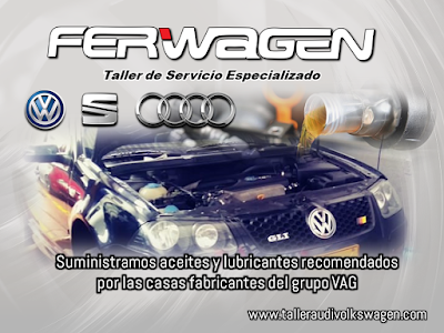 Taller Audi Volkswagen Seat Bogota