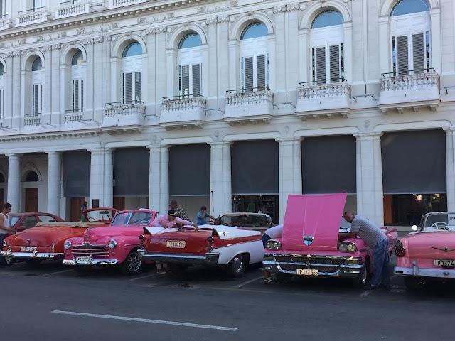 Ai mê xe hơi cổ hãy đến Cuba