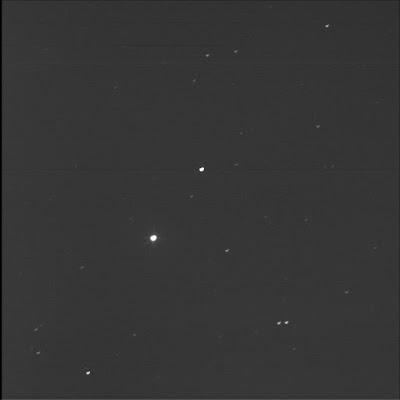 multi-star system 33 Ori in luminance
