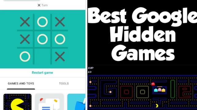 Google-Hidden-Games