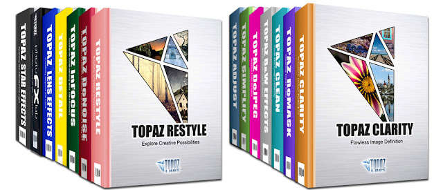 Topaz Plugins Complete Collection