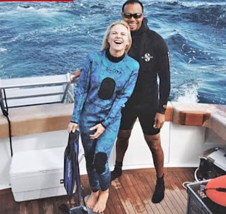 Tiger Woods And Ex Girlfriend Kristin Smith