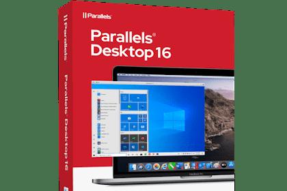 Parallels Desktop 16 for Mac Free Download