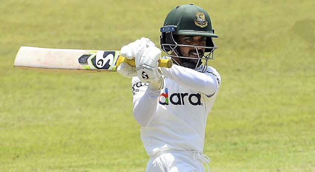 Captain Mominul Haque pleased with Bangladesh improvement