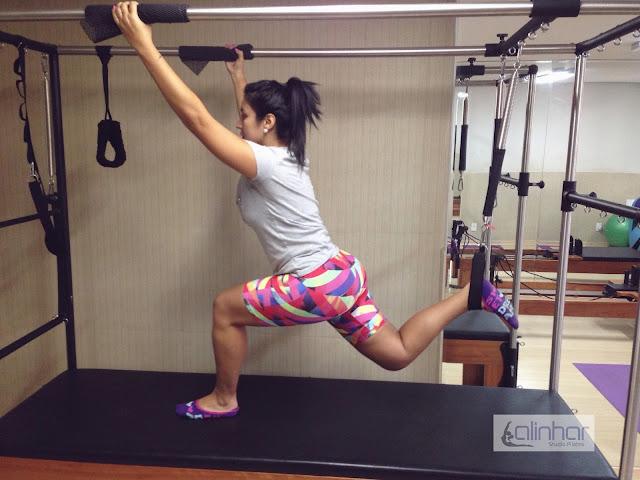 Exercícios aeróbicos antes ou depois do Pilates?