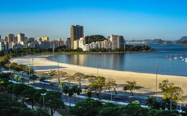 Enseada de Botafogo, Rio de Janeiro