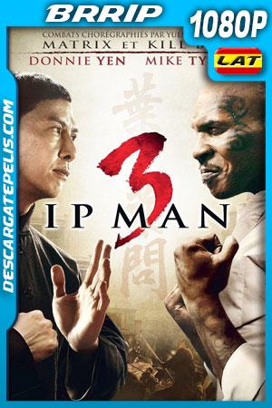 Ip Man 3 (2015) 1080p BRrip Latino – Chino