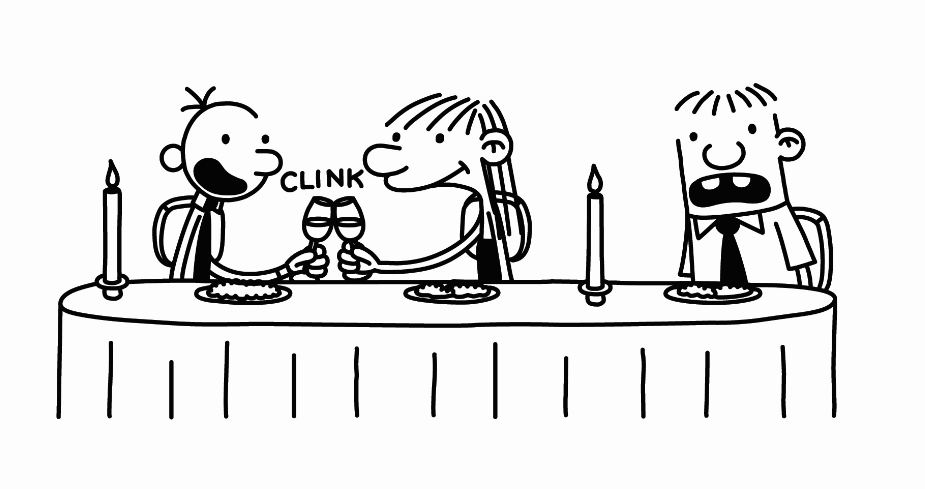 Diary Of A Wimpy Kid Coloring Page - Free Coloring Pages