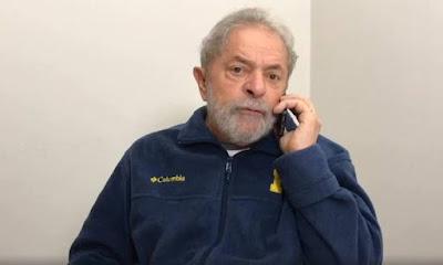 Lula chama Moro de 'analfabeto político' e ironiza auxílio-moradia pago ao juiz